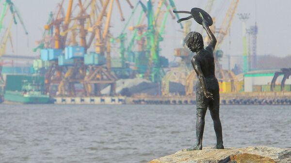 Клайпедский морской порт - Sputnik Беларусь