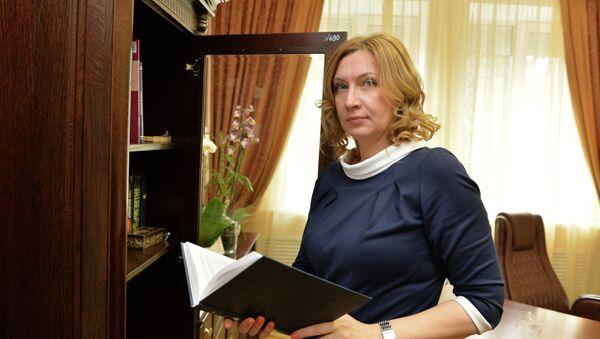 Председатель Белорусской нотариальной палаты Наталья Борисенко - Sputnik Беларусь