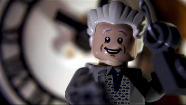 Скриншот из ролика студии Macro Lego Universe - Sputnik Беларусь