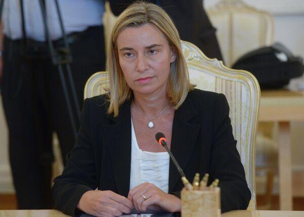 Федерика Могерини, архивное фото - Sputnik Беларусь