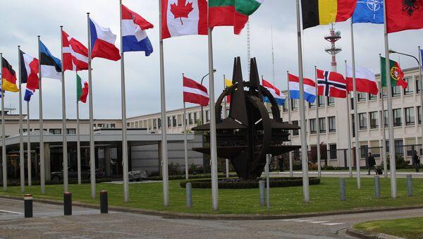 Штаб-квартира НАТО в Брюсселе - Sputnik Беларусь