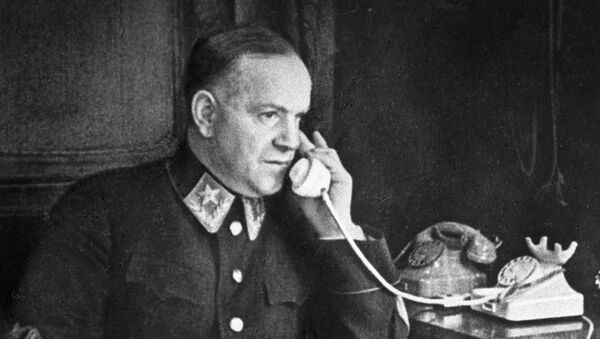 Георгий Жуков - Sputnik Беларусь