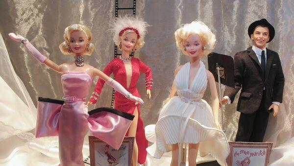 Выставка Чудесный Мир Барби. Легенда Одной Куклы - Sputnik Беларусь