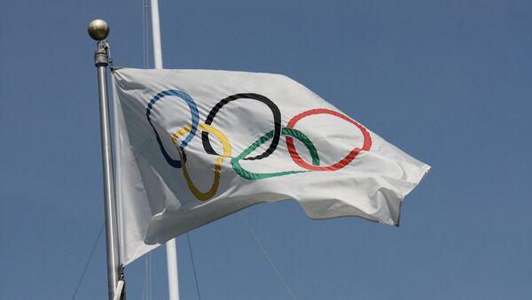 Олимпийский флаг - Sputnik Беларусь