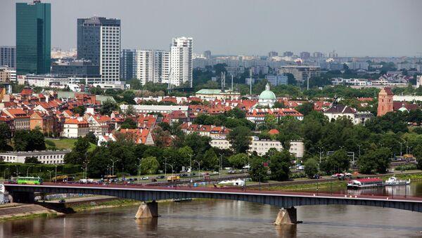 Варшава - Sputnik Беларусь