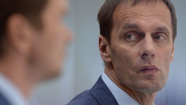 Главный тренер минского Динамо Любомир Покович - Sputnik Беларусь