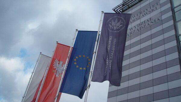 Здание Варшавского университета - Sputnik Беларусь