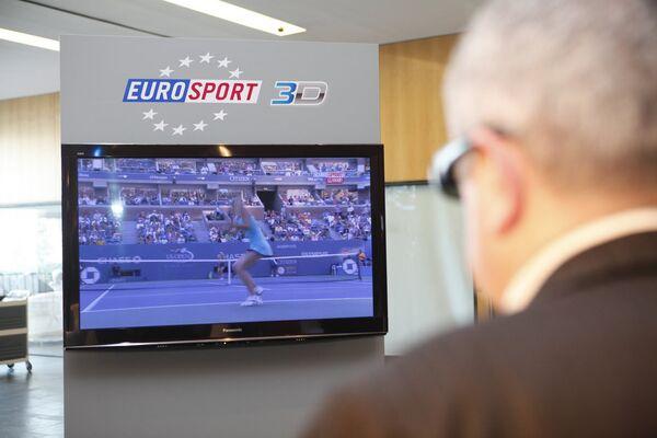 Трансляция телеканала Eurosport - Sputnik Беларусь