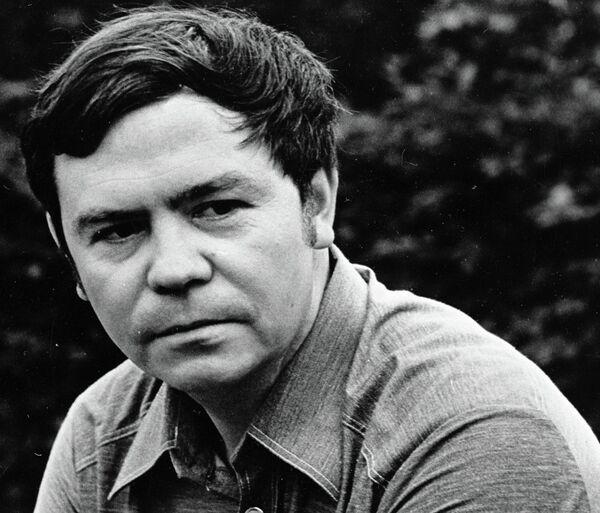 Писатель Валентин Распутин, архивное фото - Sputnik Беларусь