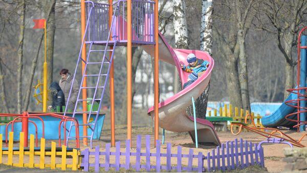 Детская площадка - Sputnik Беларусь