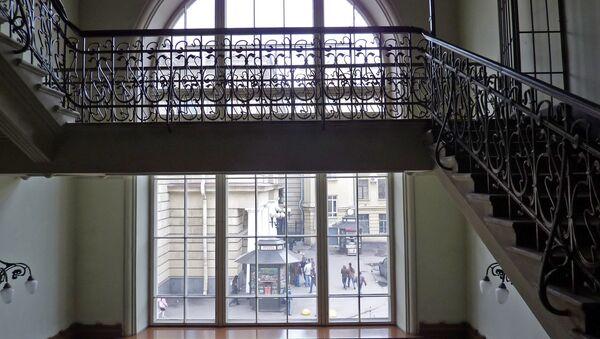 Вакзал у Віцебску - Sputnik Беларусь
