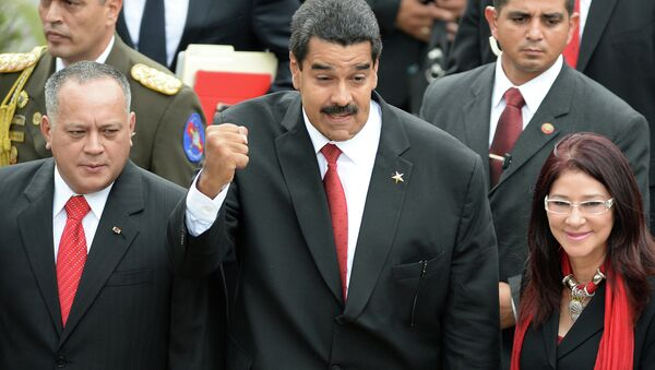 Президент Венесуэлы Николаса Мадуро - Sputnik Беларусь