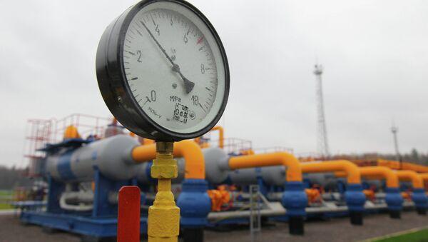 Ввод в эксплуатацию магистрального газопровода - Sputnik Беларусь