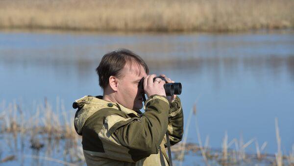 Рейд Государственной инспекции по охране животного и растительного мира - Sputnik Беларусь