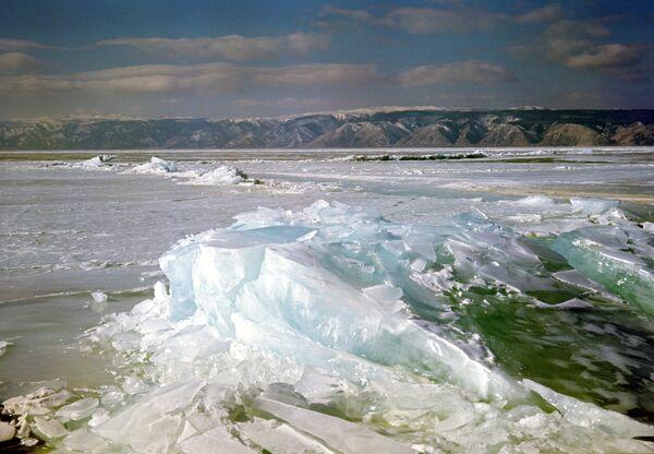 Возера Байкал - Sputnik Беларусь