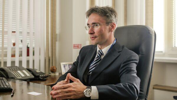 Глава МТБанка Андрей Жишкевич - Sputnik Беларусь