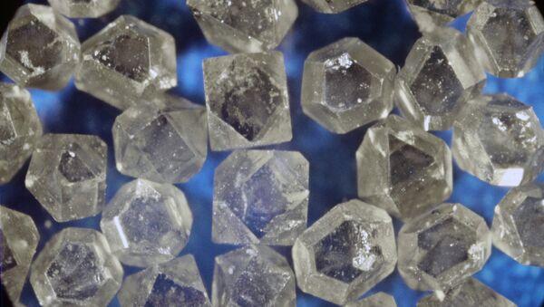 Синтетические алмазы - Sputnik Беларусь