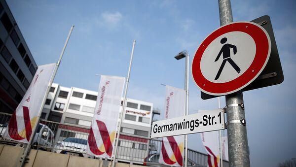 Штаб-квартира  Germanwings - Sputnik Беларусь