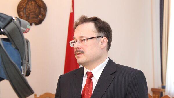Заместитель председателя ВС Беларуси Валерий Калинкович - Sputnik Беларусь
