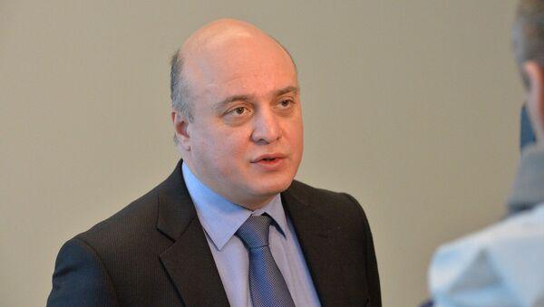Игорь Чергинец, заместитель генерального директора по маркетингу и внешнеэкономической деятельности компании Белавиа - Sputnik Беларусь