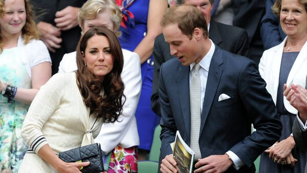 Принц Уильям и герцогиня Кембриджская Кэтрин - Sputnik Беларусь