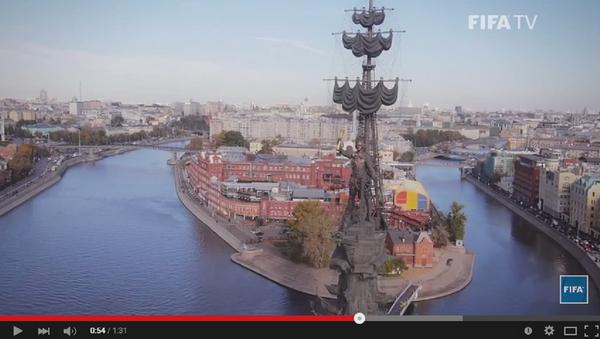 Презентационный видеоролик городов Чемпионат мира по футболу в 2018 году - Sputnik Беларусь