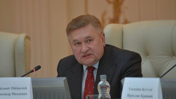 Первый заместитель министра иностранных дел Беларуси Александр Михневич  - Sputnik Беларусь