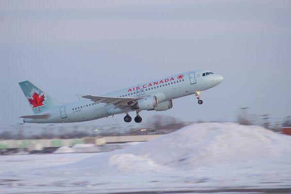 Air Canada, архивное фото - Sputnik Беларусь
