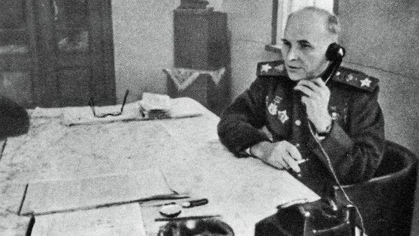 Маршал Конев - Sputnik Беларусь