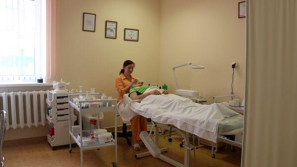 Лечебно-оздоровительная база санатория Приозерный - Sputnik Беларусь