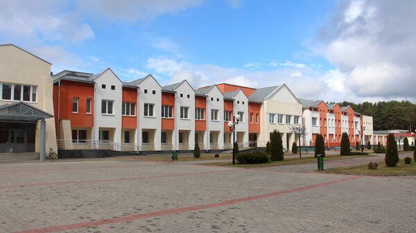 Детский образовательно-оздоровительный центр Зубренок - Sputnik Беларусь