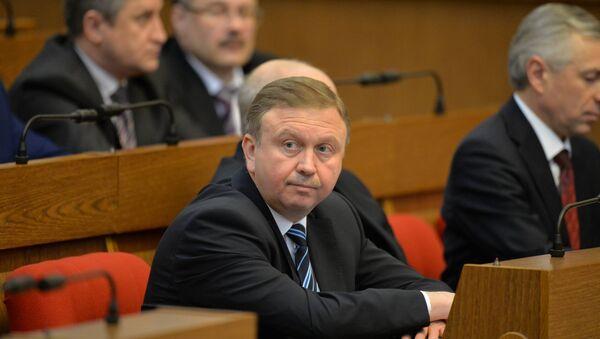 Прэм'ер-міністр Андрэй Кабякоў - Sputnik Беларусь