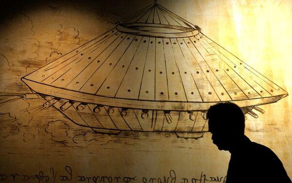Выставка Изобретения да Винчи в Национальном художественном музее - Sputnik Беларусь