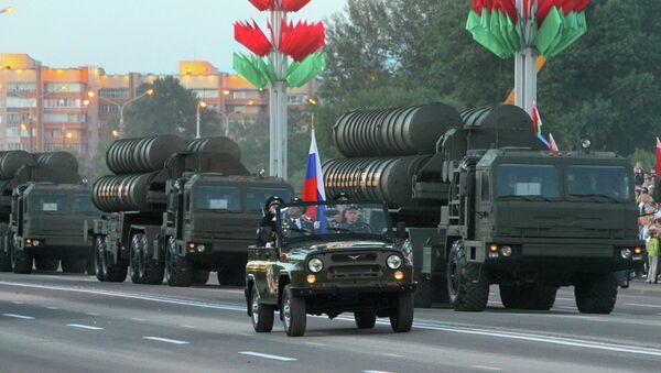 Зенітныя ракетныя комплексы С-400 Узброеных сіл Расіі - Sputnik Беларусь