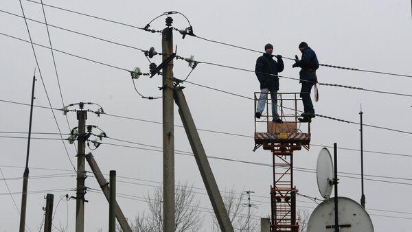 Линии электропередач - Sputnik Беларусь