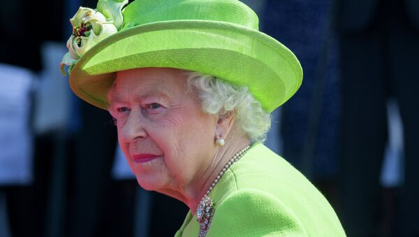 Королева Великобритании Елизавета II - Sputnik Беларусь