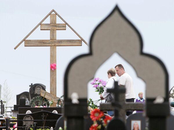 Наведаванне могілак на Радуніцу - Sputnik Беларусь