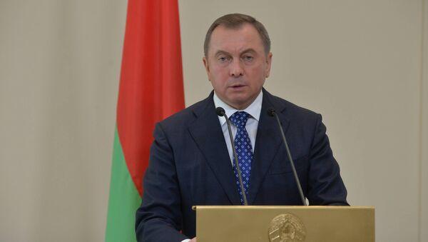 Владимир Макей - Sputnik Беларусь