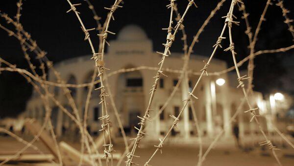 Резиденция Мурси Аль-Иттихадия в Каире (архивное фото) - Sputnik Беларусь