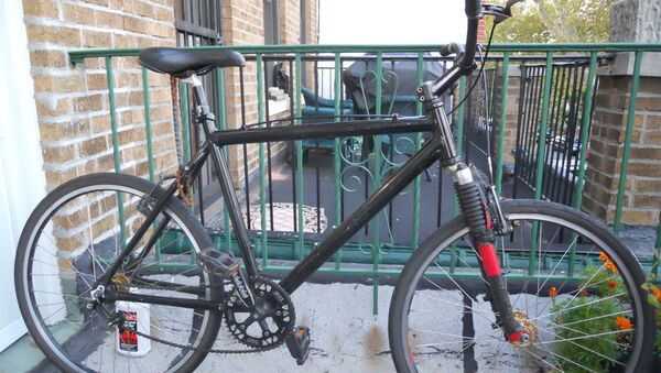 Велосипед на балконе - Sputnik Беларусь