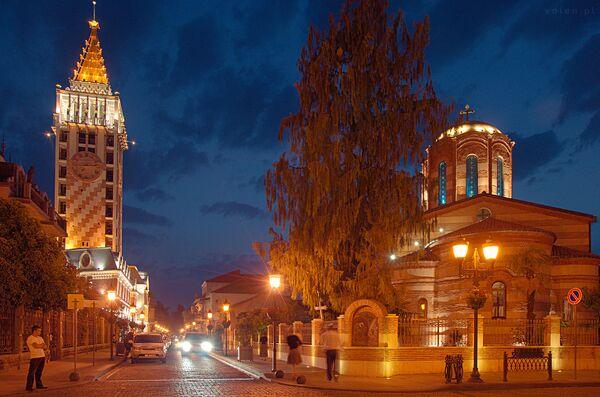 Вечерний Батуми, архивное фото - Sputnik Беларусь