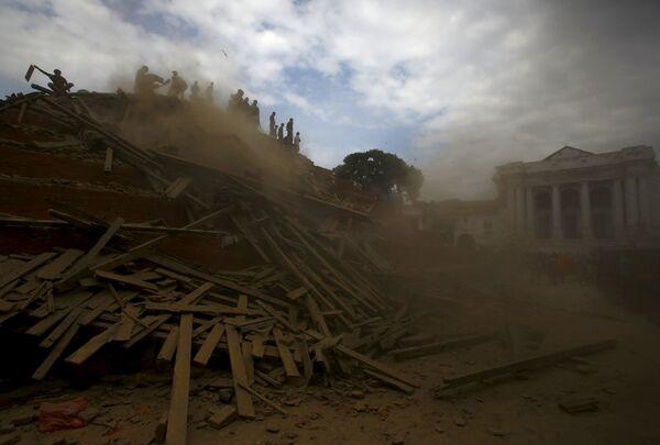 Землетрясение в Непале - Sputnik Беларусь