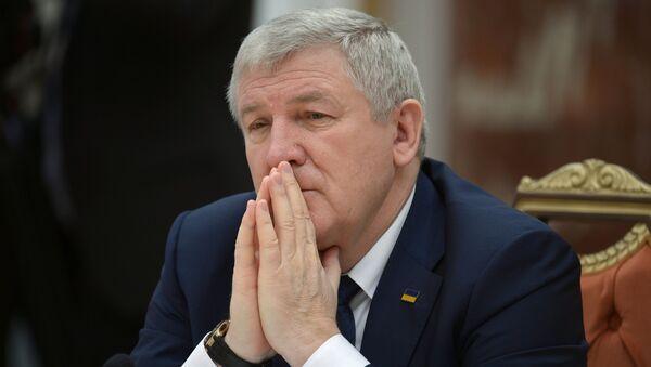Экс-посол Украины в Республике Беларусь Михаил Ежель - Sputnik Беларусь