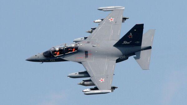 Самолет Як-130 - Sputnik Беларусь