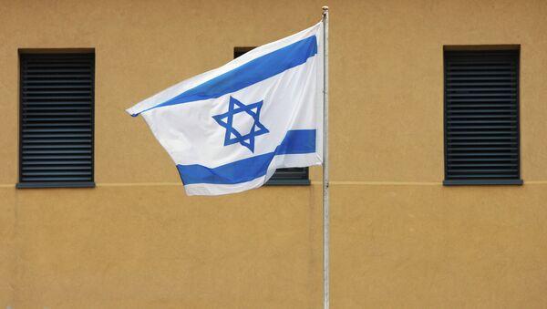 Израильский флаг - Sputnik Беларусь