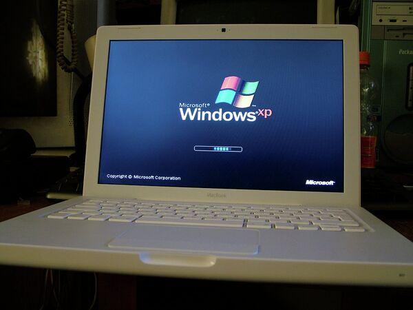ОС Windows XP, архивное фото - Sputnik Беларусь