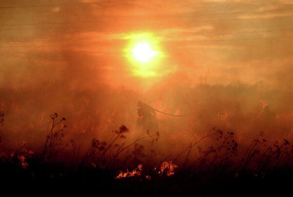 прыродныя пажары - Sputnik Беларусь