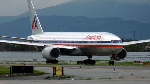 Самолет авиакомпании American Airlines - Sputnik Беларусь