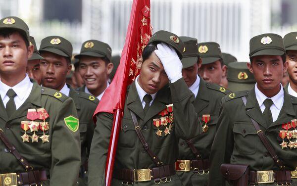 События тех времен еще свежи в памяти вьетнамцев, а последствия войны до сих пор дают о себе знать - Sputnik Беларусь