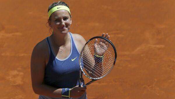 Виктория Азаренко на турнире в Мадриде - Sputnik Беларусь